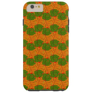 New Autumn Design on iPhone 6 Plus Tough Case Tough iPhone 6 Plus Case