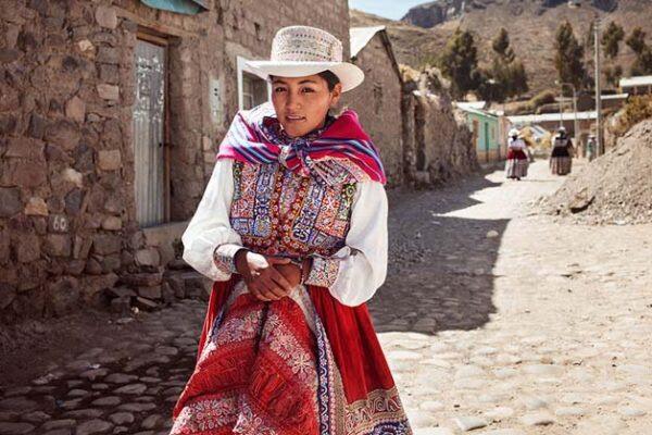 A beleza das mulheres ao redor do mundo