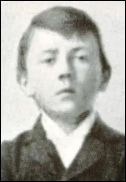 Adolf Hitler em 1899
