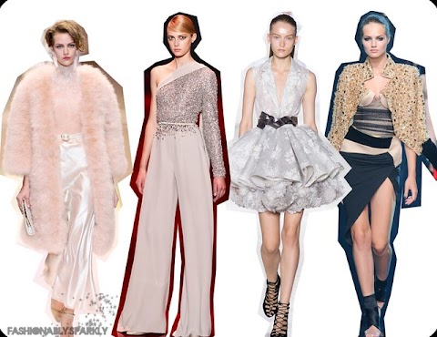 Party outfits. Haute Couture Edition