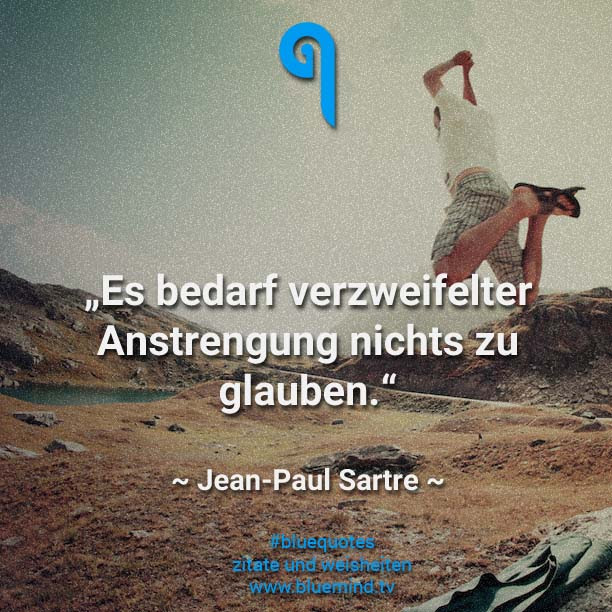Dissertation of jean paul sartre
