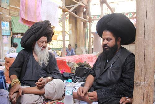 Syed Masoomi Ali Baba And Syed Rafiq Ali Baba Malangs by firoze shakir photographerno1