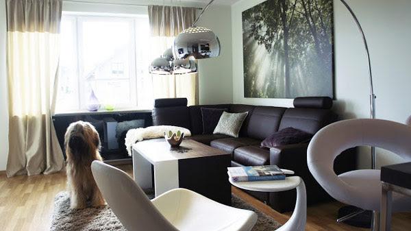 Colorful and Elegant Apartment in Poland | Michel Design