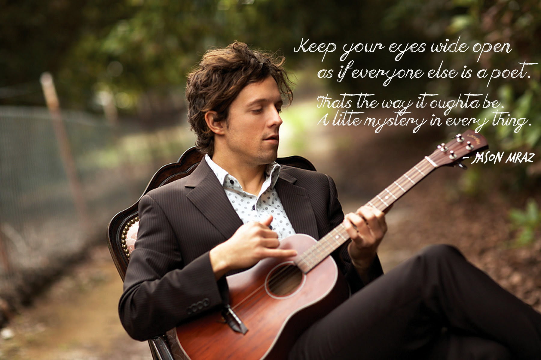 Keep Your Eyes Wide Open Jason Mraz 1800x1199 Quotesporn