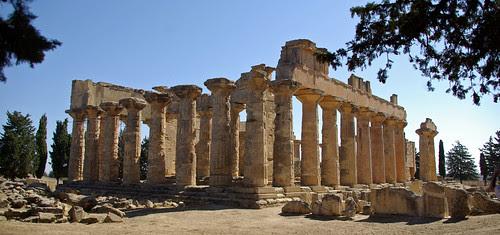Temple de Zeus a Cirene (1)