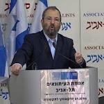 אהוד ברק בחר שם למפלגתו: