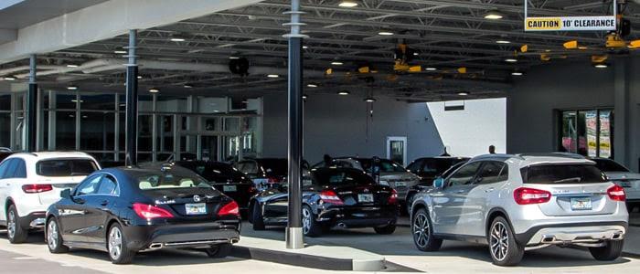 Car Service Center Near Me | Mercedes-Benz of Jacksonville