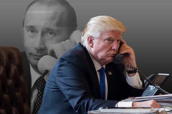 קרעמלין: פוטין וועט היינט רעדן מיט טראמפ טעלעפאניש