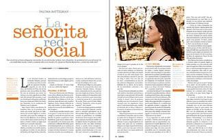 """Entrevista """"El Sábado"""""""