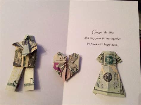 Origami money   wedding gift   Wedding   Wedding gifts