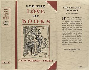 For the love of books. Digital ID: 1103855. New York Public Library