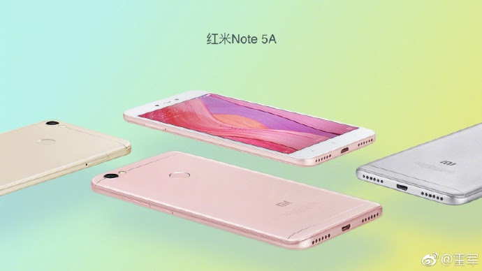 Redmi Note 5A to be made official next week, Xiaomi confirms
