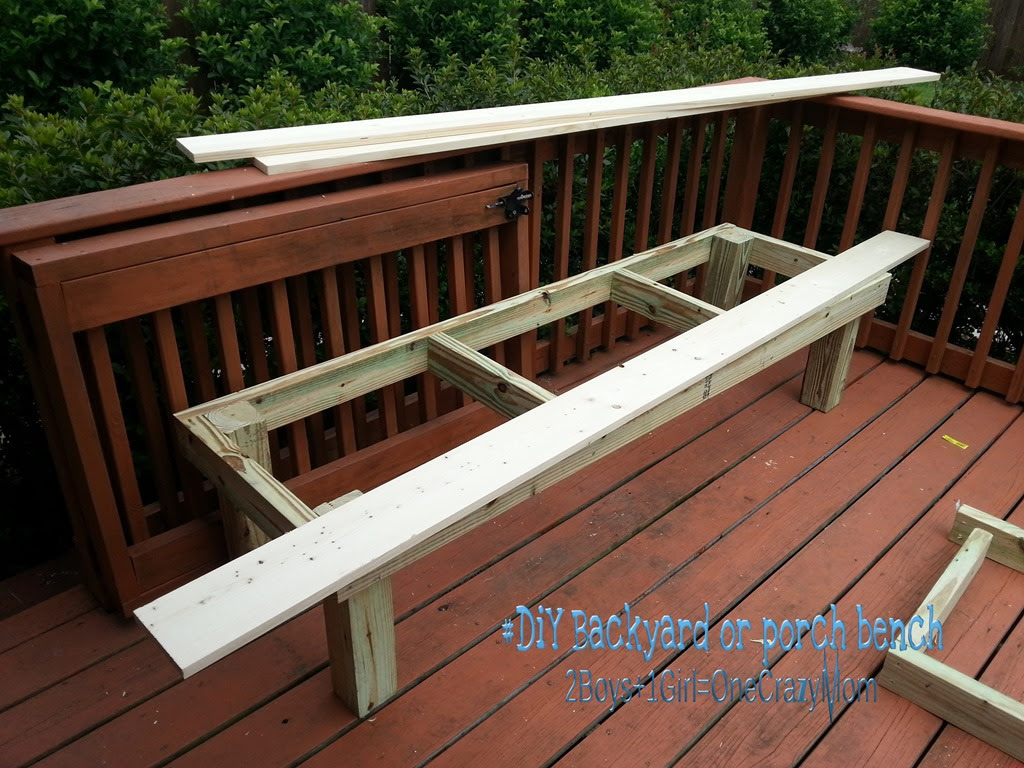 Create a simple #DIY backyard seating area in a weekend ...