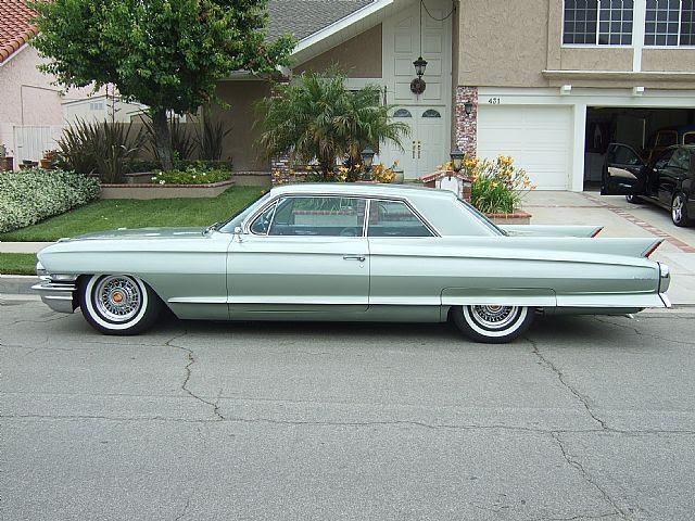 1962 Cadillac Coupe DeVille For Sale Orange, California