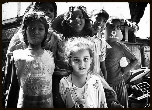 Marziya Shakir - Street Photographer With The Street Urchins She Shot by firoze shakir photographerno1