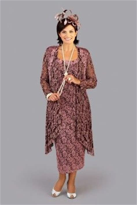 lace dresses for mother of the bride fuller figure   Bing