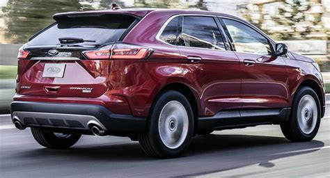 ford edge hybrid review release date  price
