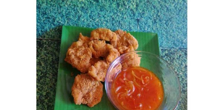 Resep Ayam Fillet Goreng Tepung Saus Padang Oleh Suciristiarini