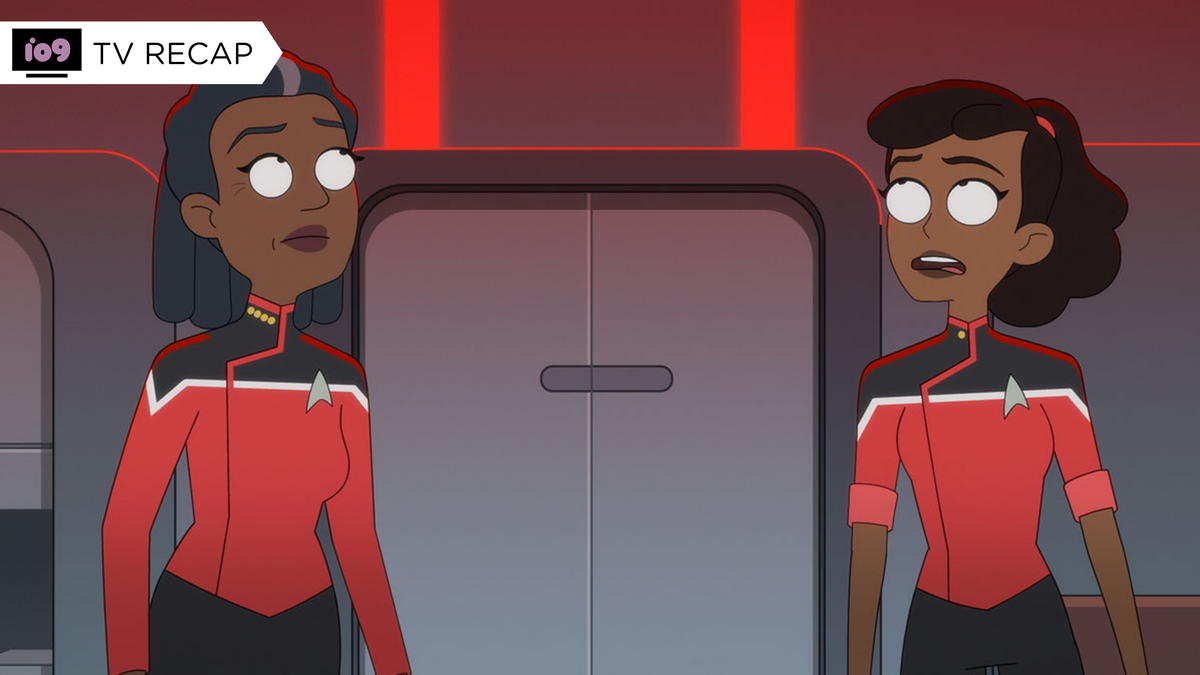Star Trek: Lower Decks' Finale Packed a Year of Hell Into 22 Minutes