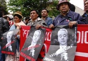 """Dictan sentencia por la masacre de """"Octubre negro"""""""