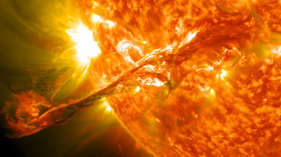 Cercetătorii privesc cu disperare spre Soare. Ce s-ar putea întâmpla ASTĂZI cu astrul 442