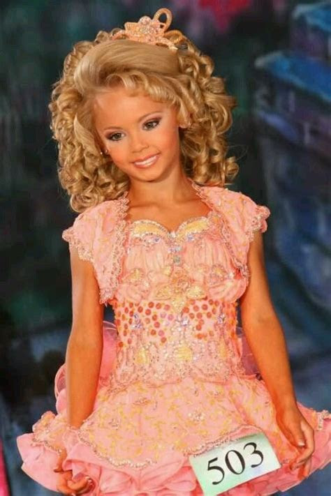 Love this pageant dress   ?Tot In A Ti????   Pinterest
