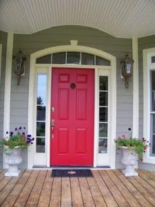 Home-with-Red-Door