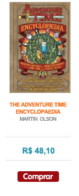 ADVENTURE TIME ENCYCLOPAEDIA, THE