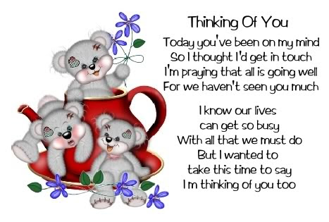 Today Youve Been On My Mind So I Praying That All Is Going Well For