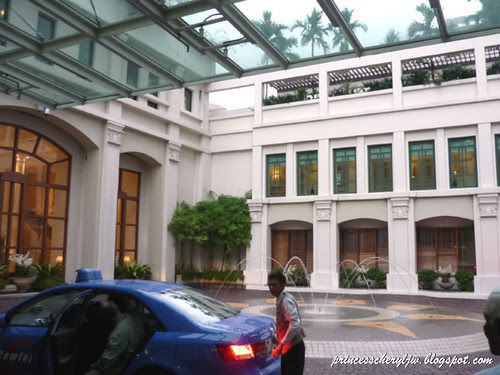 Intercontinental Hotel Singapore 28
