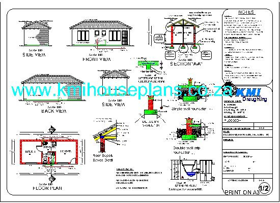 House Plans With Photos South Africa Pdf House Storey