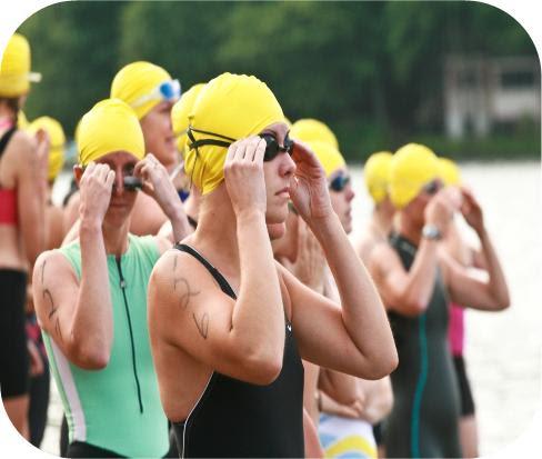 triathlon rounded