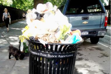 Gramercy Park Loses Doe Fund