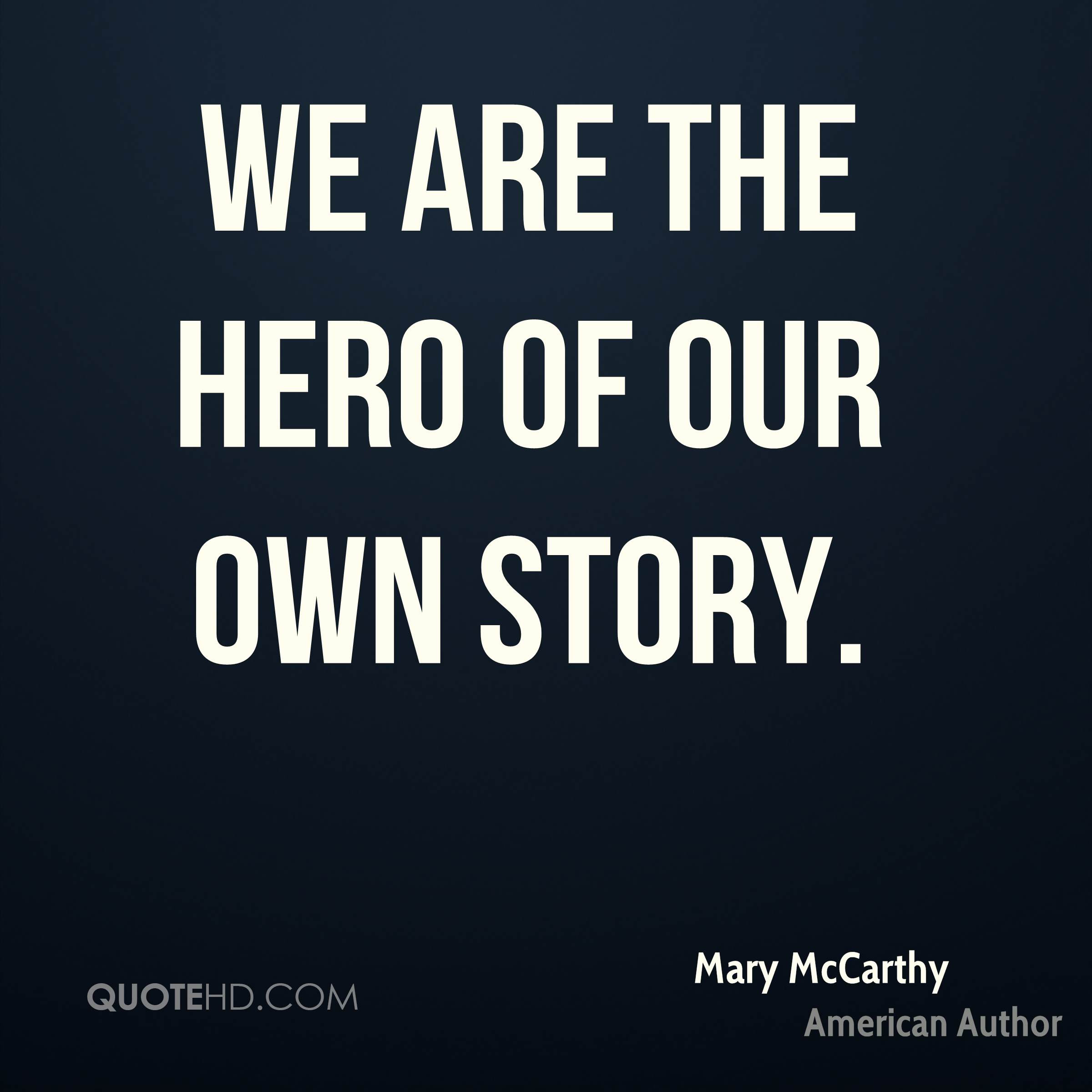 Mary Mccarthy Quotes Quotehd