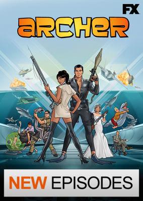 Archer - Season 6