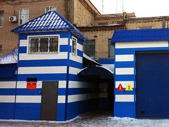 Вход в ИК-6. Фото Ильи Азара