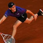 Tennis. Masters 1000 - Madrid : Thiem en quarts après sa victoire face à Fognini. Sport