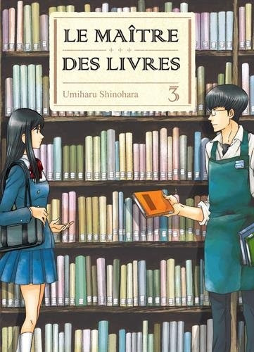 Couverture Le maître des livres, tome 03