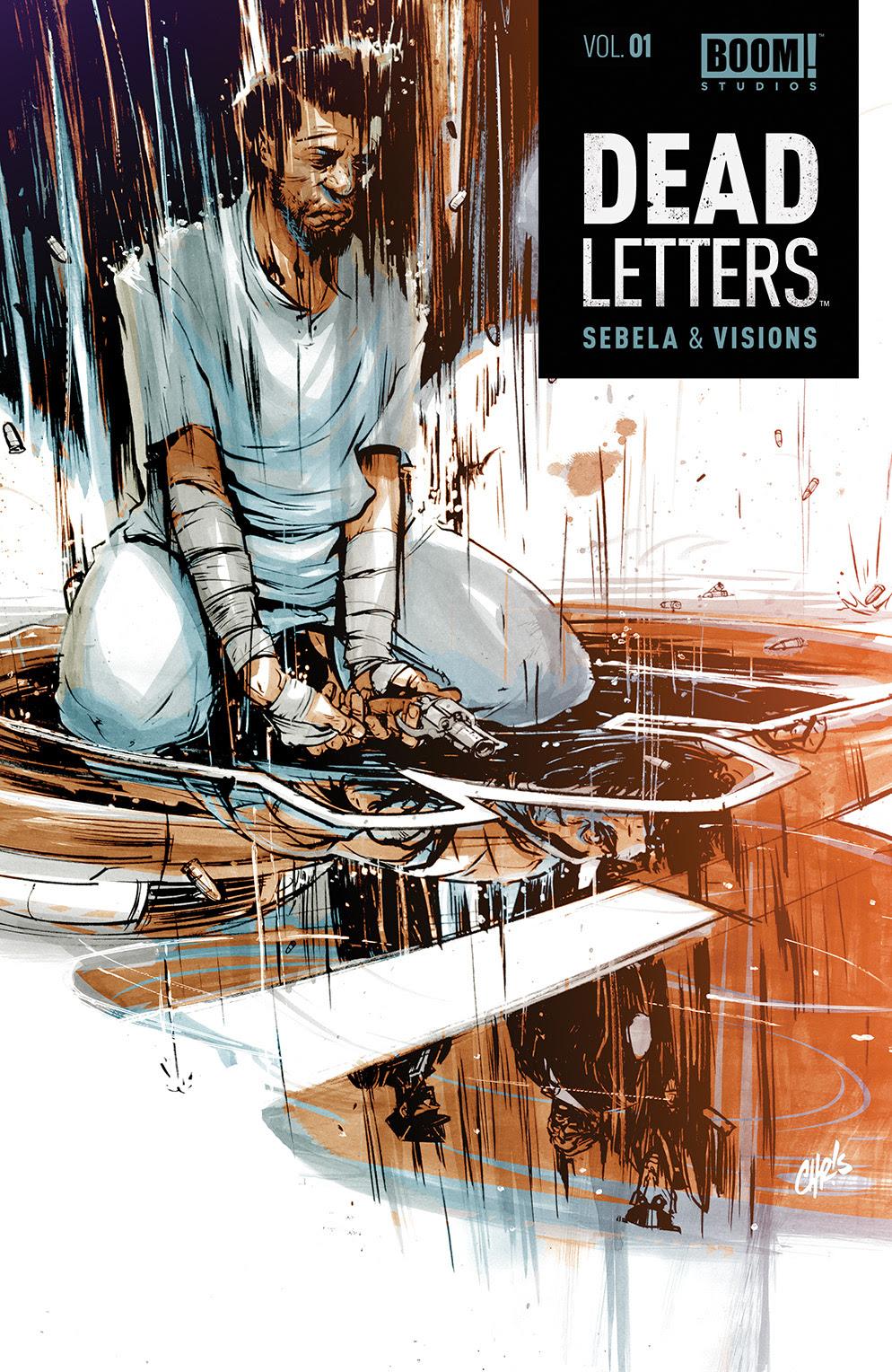 Dead Letters Vol. 1 TP
