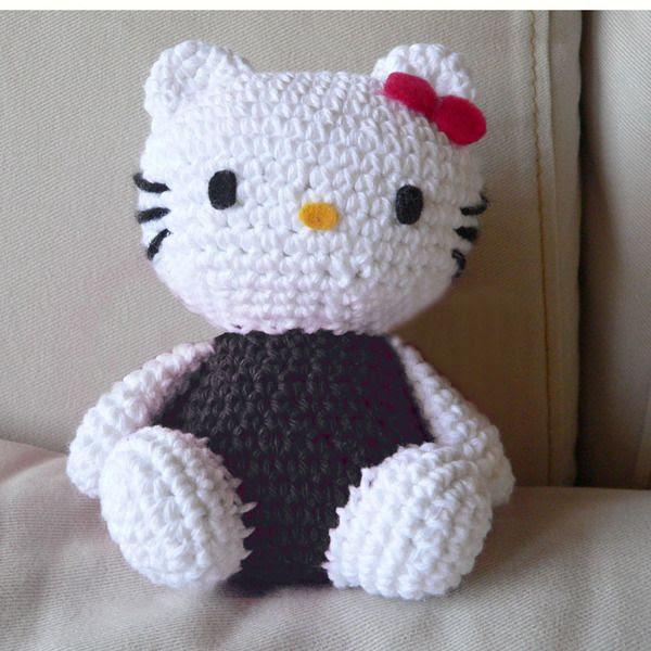 free animal crochet patterns   ANIMAL CROCHETED FREE PATTERN PIN « CROCHET FREE PATTERNS