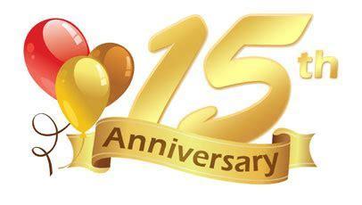 Happy 15th Anniversary   Car Interior Design