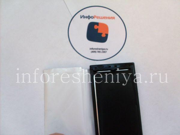 Сравнение аккумуляторных батарей для BlackBerry Z10 (тип L-S1): Разборка оригинального аккумулятора для BlackBerry Z10. Снимаем первый виток.