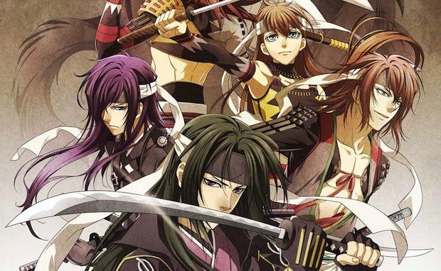 Hakuoki: Warriors of the Shinsengumi comes to PSP screenshot