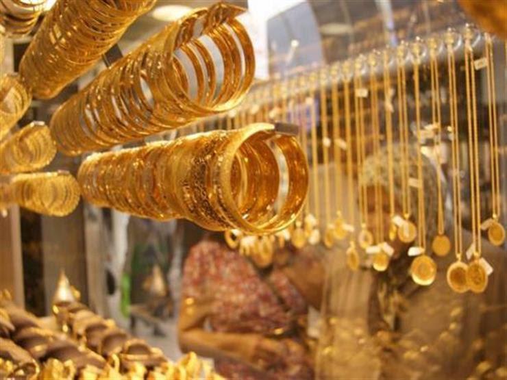 ماذا حدث لأسعار الذهب بمصر اليوم بعد تراجعها لأدنى مستوى في عام ونصف؟