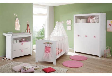 komplett babyzimmer trend babybett wickelkommode