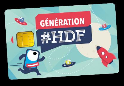génération haut de france carte Carte : Carte Generation Haut De France
