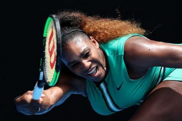 539a5689ec7a Ruthless Serena makes strong start in Melbourne return