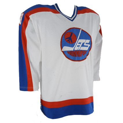 Winnipeg Jets 82-83 jersey, Winnipeg Jets 82-83 jersey