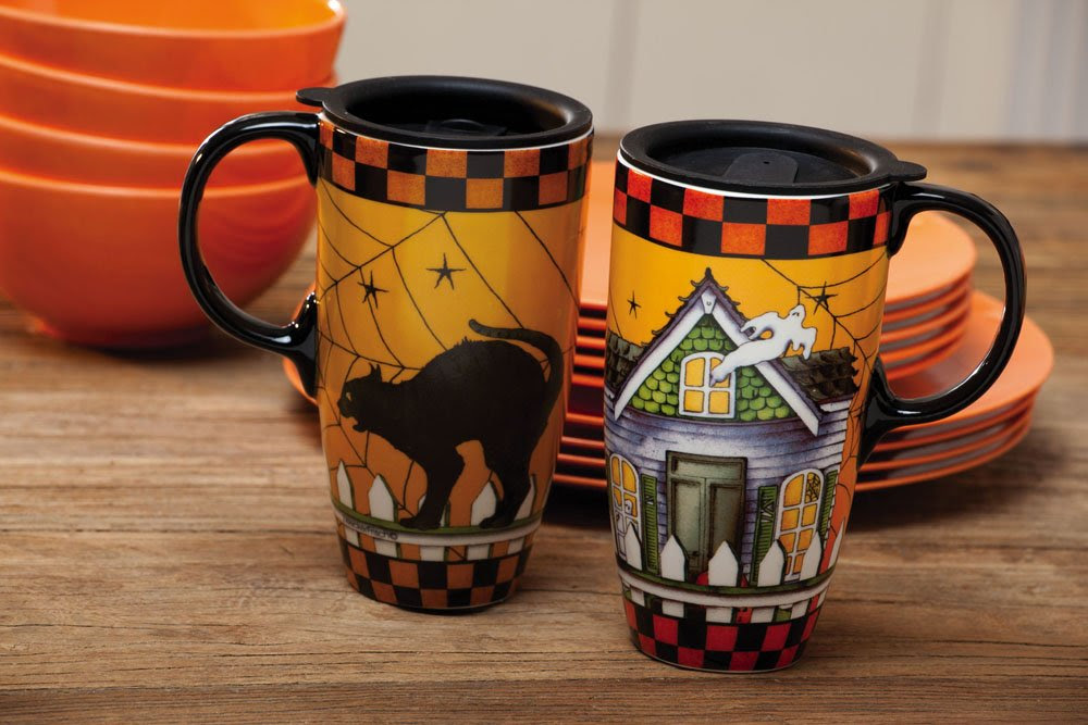 HAVE YOU SELECTED THE MUGS YOU WILL NEED FOR THIS HALLOWEEN?