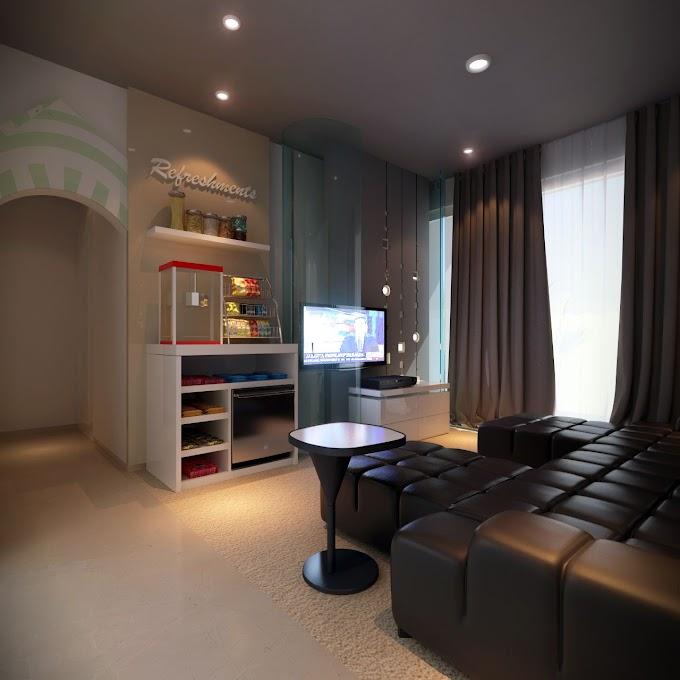 Ruang Tamu Cantik Dan Mewah | Ide Rumah Minimalis
